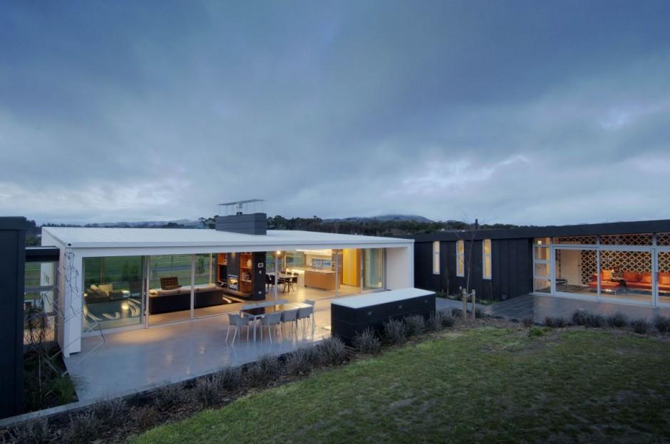 Casa Dixon Por Stapleton Elliott Designgroup