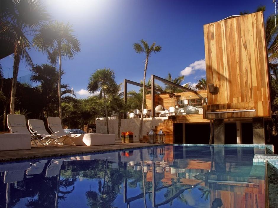 Resort de relax en el Caribe por Sebastian Sas