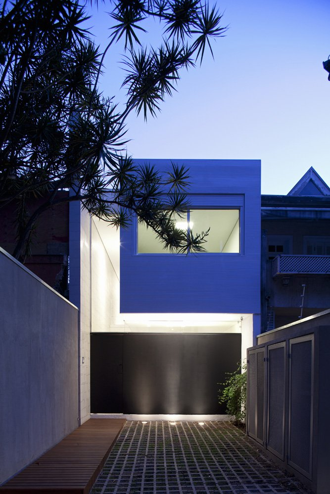 Decoarq arquitectura decorativa - Casas de color azul ...