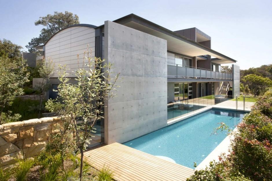 Casa de lujo con piscina en s dney for Casas de lujo con jardin y piscina