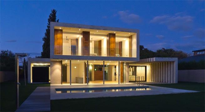 Decoarq arquitectura decorativa for Vivienda unifamiliar arquitectura