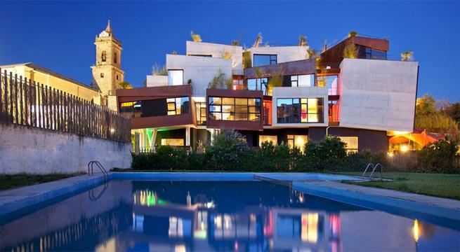 Hotel viura en la rioja alavesa for Hoteles en la rioja