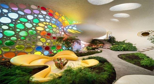 Decoarq arquitectura decorativa for Nautilus garden designs