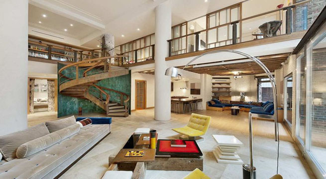 Decoarq arquitectura decorativa - Apartamentos en nueva york centro ...