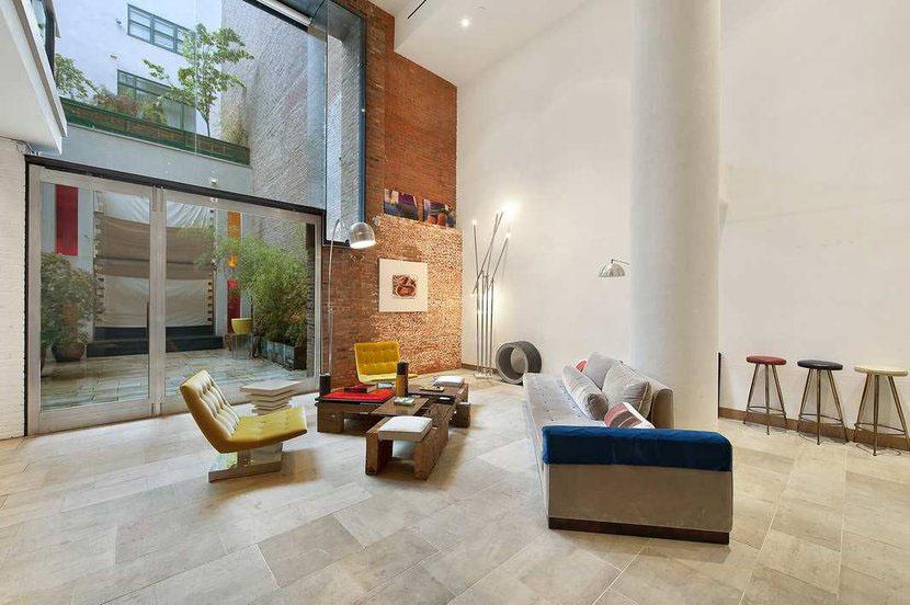 Impresionante duplex de lujo en nueva york - Casas de lujo en nueva york ...