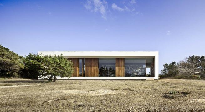 Decoarq arquitectura decorativa for Casa minimalista la plata