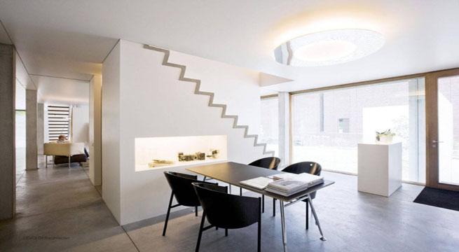 Decoarq arquitectura decorativa - Casas minimalistas por dentro ...