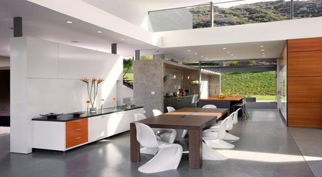 Decoarq Arquitectura Decorativa Casas Con Espacios Abiertos