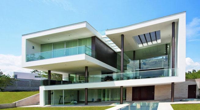 Decoarq arquitectura decorativa - Fachadas arquitectura ...
