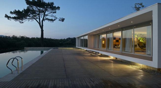 Decoarq arquitectura decorativa for Casa minimalista 6 x 12