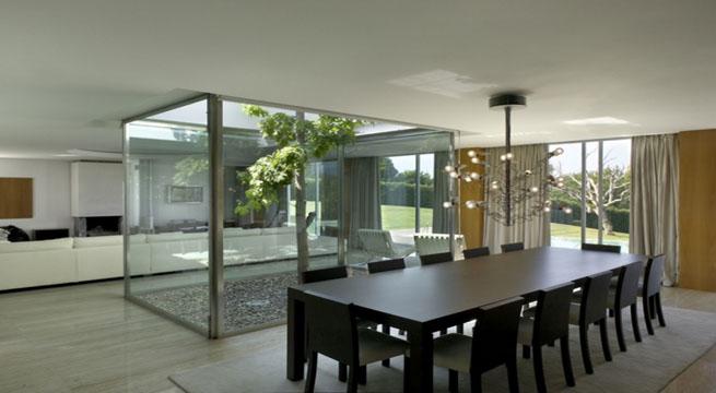 Decoarq arquitectura decorativa for Casa minimalista 2 plantas