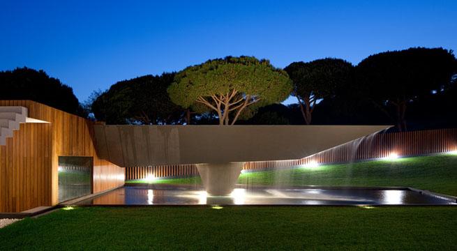 Decoarq arquitectura decorativa for Piscina elevada obra