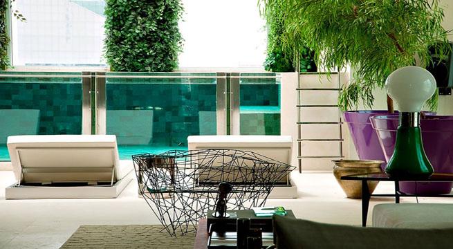 Decoarq arquitectura decorativa - Piscina en terraza peso maximo ...