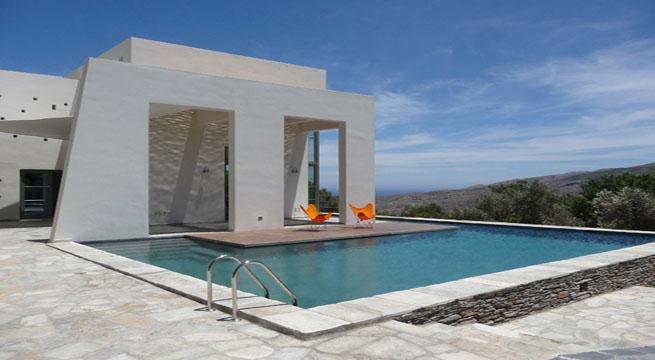 Decoarq arquitectura decorativa for Casas en islas griegas