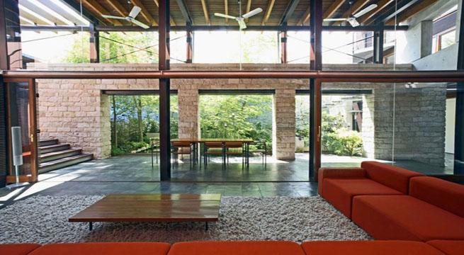 impresionante casa de estilo industrial On casa de estilo industrial