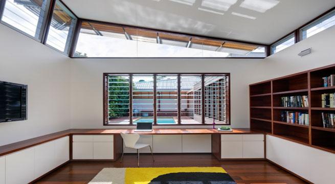 Decoarq arquitectura decorativa - Casas con luz natural ...