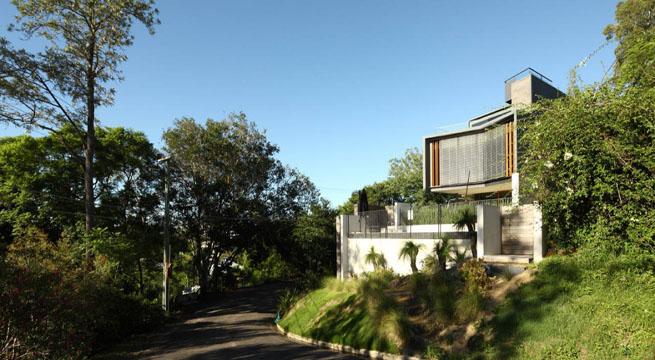 Decoarq arquitectura decorativa - Residence rosalie richard kirk architects ...