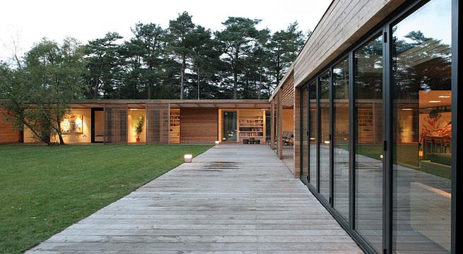 Villa danesa inspirada en viviendas tradicionales - Swedish home design ideas and how to create the style in your home ...