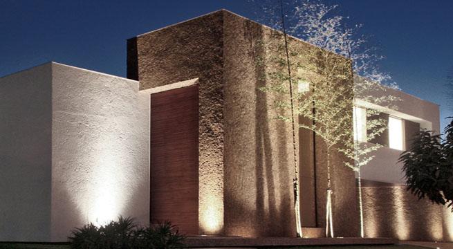 Decoarq arquitectura decorativa for Construccion minimalista casas
