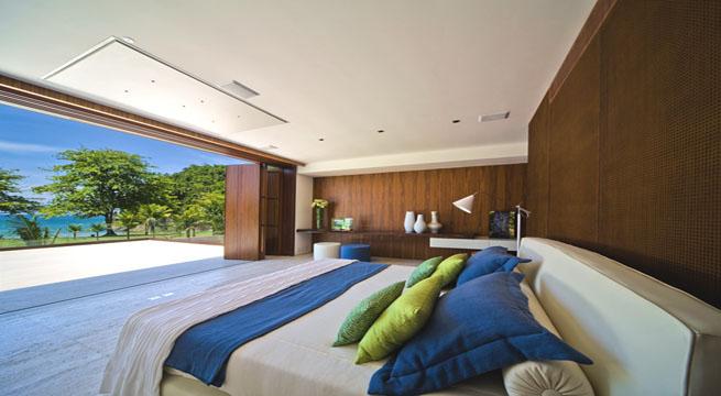 Casa de lujo en r o de janeiro for Interiores de casas de lujo
