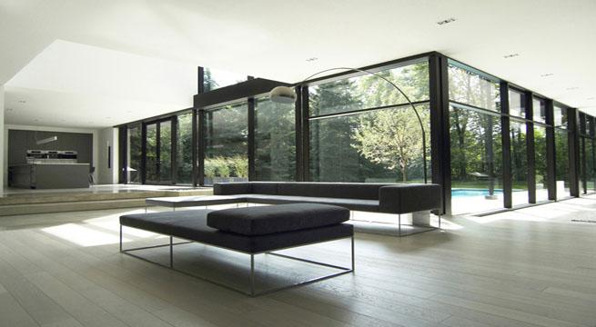 Decoarq arquitectura decorativa - Casa minimalista interior ...