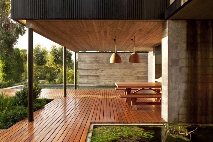 Decoarq arquitectura decorativa for Casas con patio interior