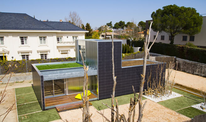 Viviendas prefabricadas modulares y ecol gicas for Casa prefabricadas ecologicas