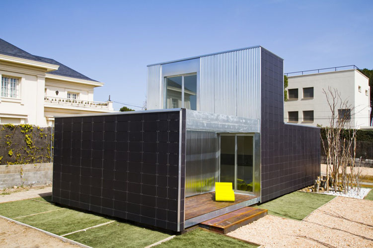 Viviendas prefabricadas modulares y ecol gicas - Viviendas modulares prefabricadas ...
