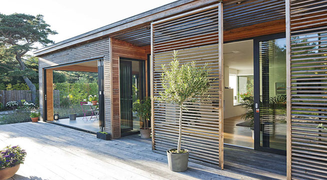 Decoarq arquitectura decorativa for Concepto de exterior