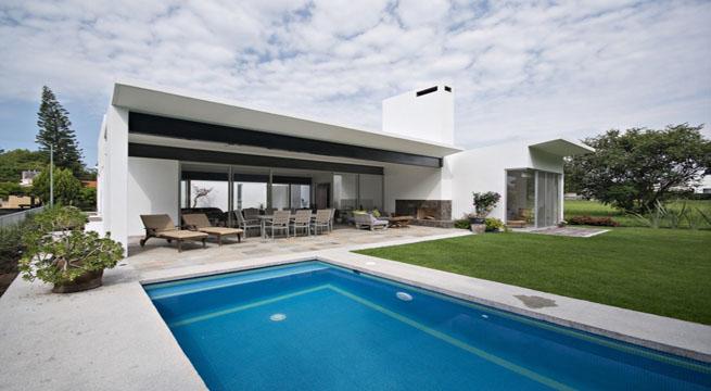 Decoarq arquitectura decorativa for Vacaciones en villas con piscina