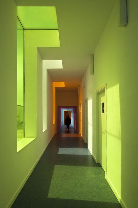 Decoarq arquitectura decorativa - Pintar pasillo moderno ...