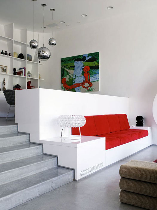 Sofa obra casa bloom for Sofa exterior de obra
