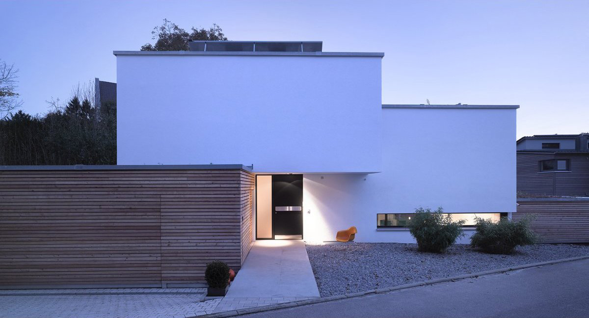 Aalen Germany  city photos gallery : House Zochental Aalen Germany Entrance