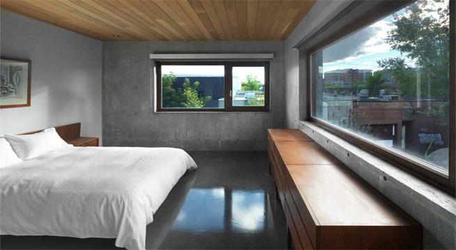 Decoarq arquitectura decorativa - Casas de cemento y madera ...