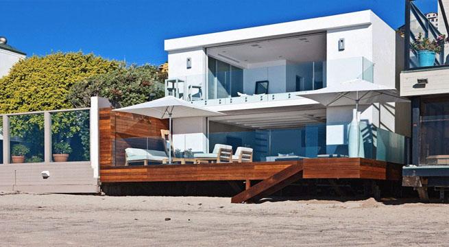 residencia de lujo en la playa de malib