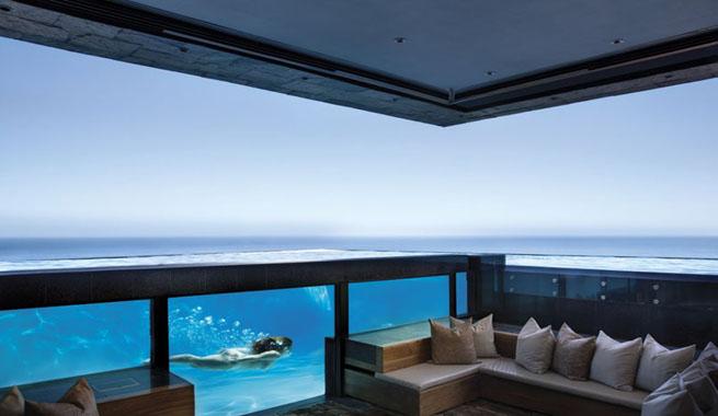 Casas Con Terraza Y Vistas Al Mar