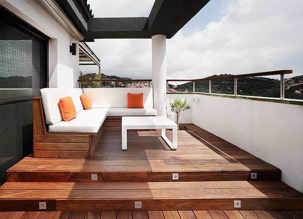 Decoarq arquitectura decorativa - Diseno de terrazas aticos ...