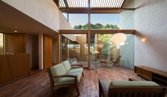 Tendencias de la arquitectura actual - Fotos patios interiores ...