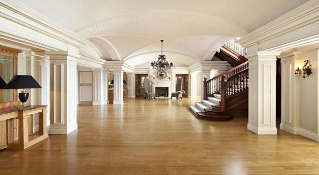 Decoarq arquitectura decorativa for Sala de estar de mansiones