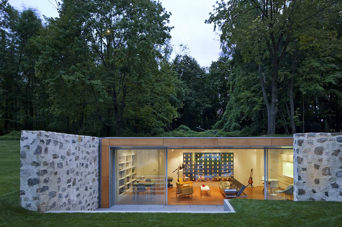 Magn fica ampliaci n de la casa wiley for Minimalist house in usa