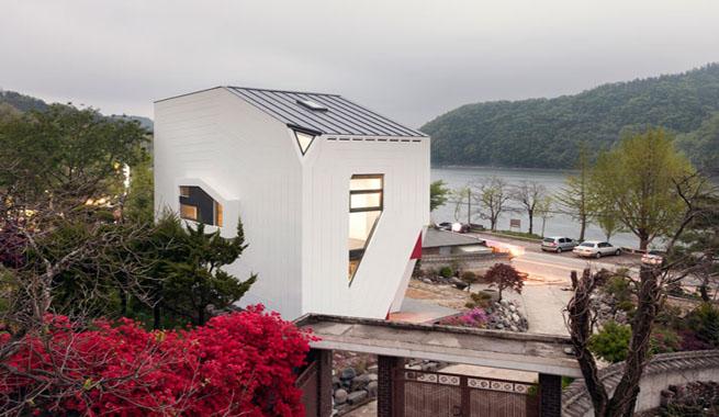 Casa Conan vista exterior