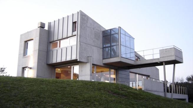 Decoarq arquitectura decorativa for Casas de hormigon asturias