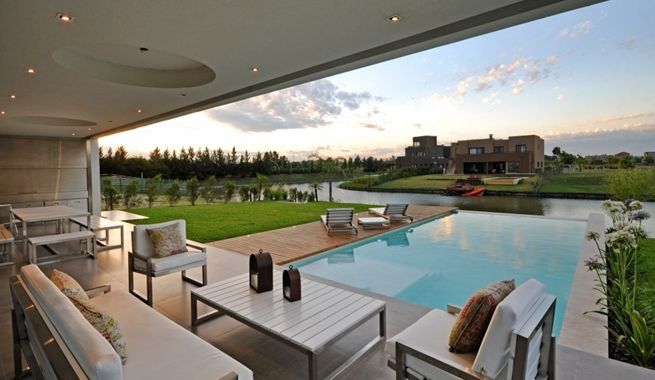 Terrace property