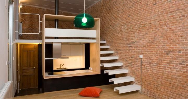 Decoarq arquitectura decorativa for Loft modernos exterior