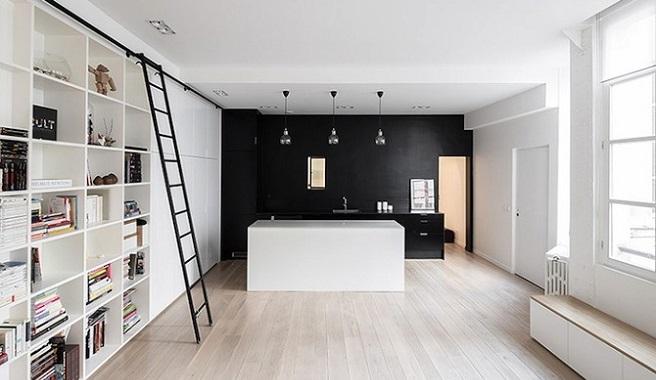 Decoarq arquitectura decorativa for Apartamentos minimalistas pequenos