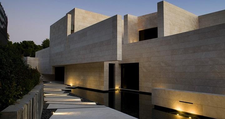 Casa de lujo en marbella for Viviendas lujo madrid