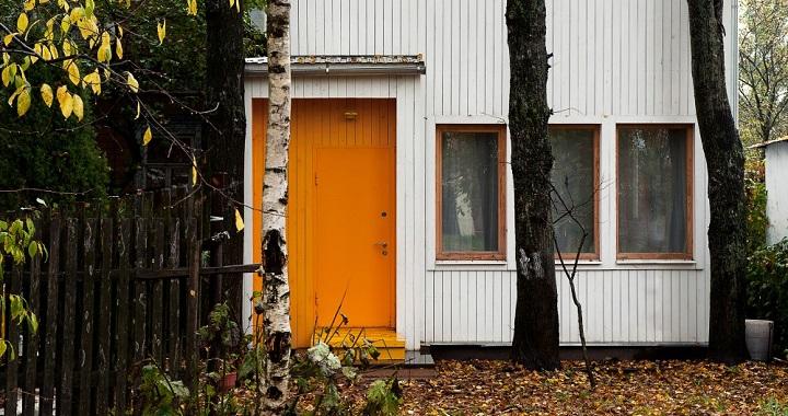 Casa bajo presupuesto Moscu