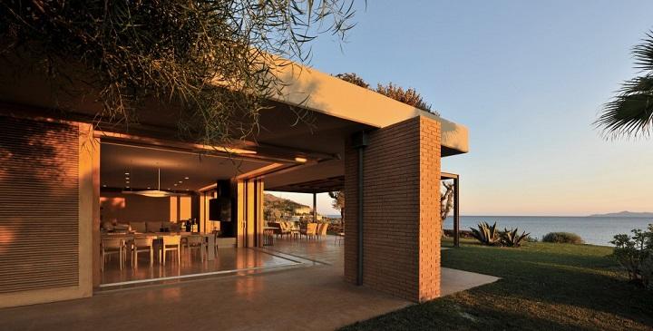 Casa en la playa de Legrena1
