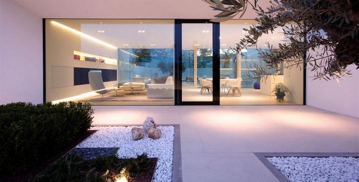 Casa prefabricada en Venecia1