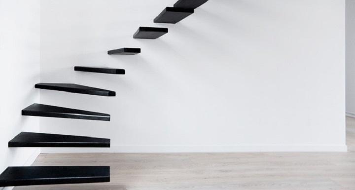 Loft minimalista en Paris